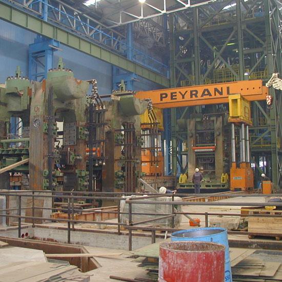 impianti siderurgici